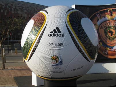 World Cup Jabulani. ongoing World Cup Jabulani