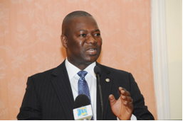 Meet Sierra Leone's New Chief of Staff Dr. Kaifala Marah thumbnail