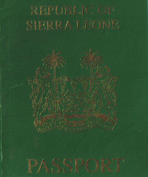 Sierra Leone passport wahala thumbnail