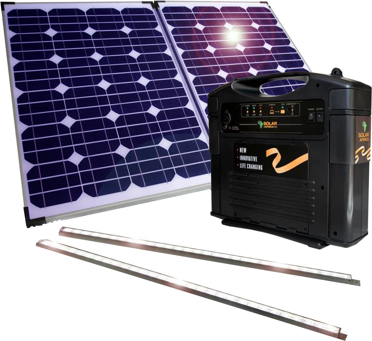 Solar2Africa400 Portable System now available for sale in Sierra Leone thumbnail