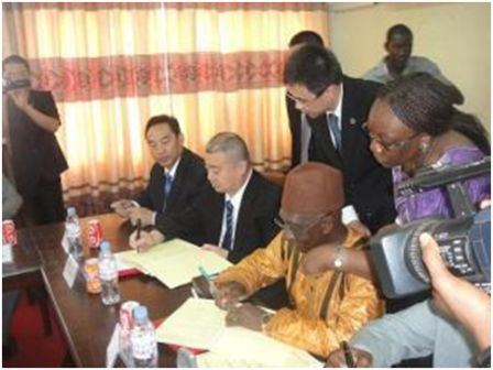 $6billion Chinese investment for Sierra Leone  2