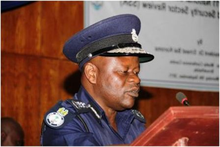 648 police personnel pass-out in Sierra Leone thumbnail