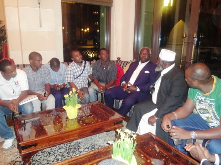 Sierra Leone Nationals Association in the Emirates formed in Dubai
