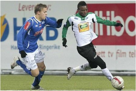 Bangura disappointed with FK Haugesund after €2.5 bid was rejected thumbnail