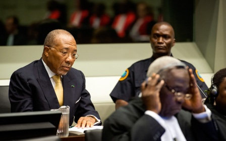 Sierra Leone: Charles Taylor appeals judgment is an historic step in the fight against impunity and signals imminent successful completion of SCSL mandate thumbnail