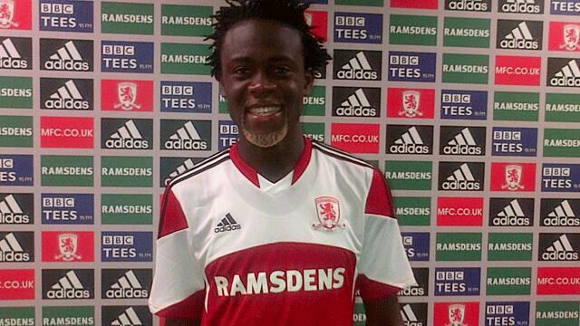 Exclusive – Kei Kamara joins Middlesbrough FC thumbnail