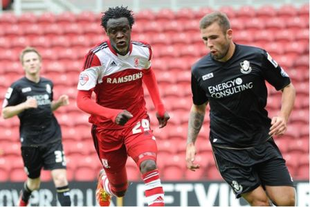 Kei Kamara seals Boro's victory over Yeovil thumbnail