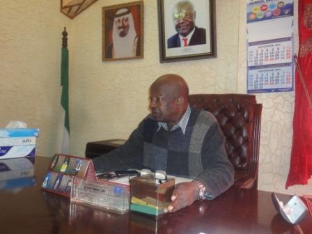 Sierra Leone Ambassador Bids Farewell in Saudi Arabia thumbnail
