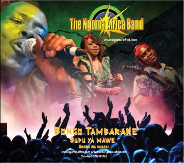 Ngoma Africa Band brings it with 'Bongo Dansi' from East Africa thumbnail
