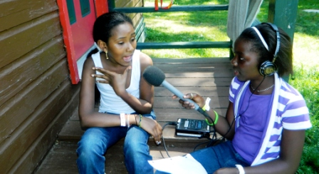 Telem Center for the African Child offers free radio workshop thumbnail