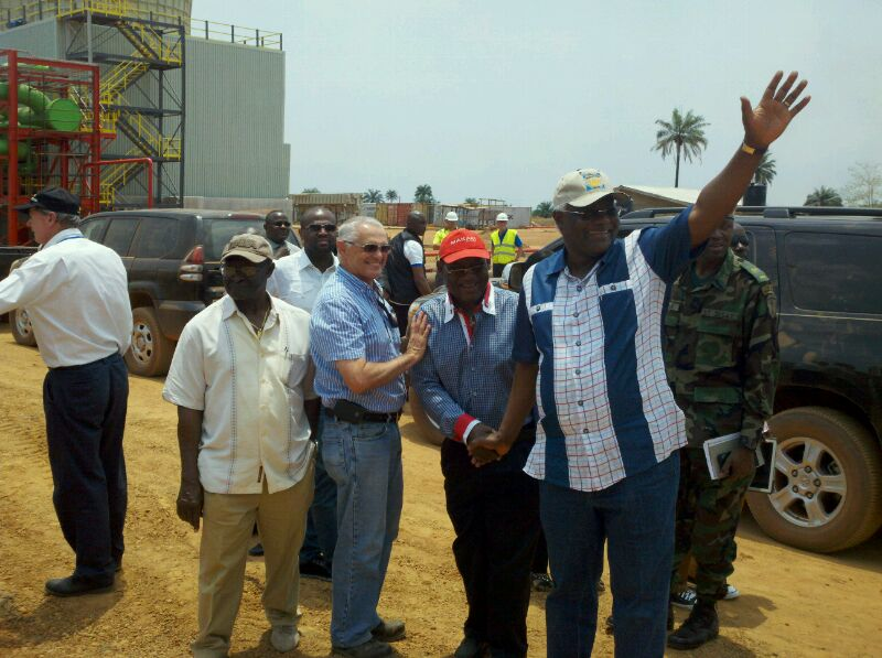 First BioEnergy plant in Africa close to full operation in Sierra Leone thumbnail