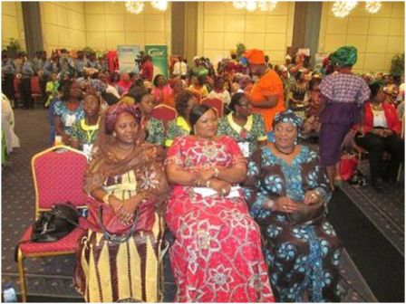 Africa's First Ladies meet in The Gambia thumbnail