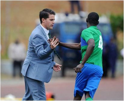 AFCON 2015 Qualifier … McKinstry in selection crisis thumbnail