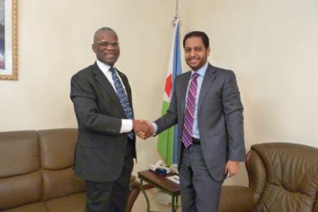 Top Diplomat in Saudi Assures Sierra Leone thumbnail