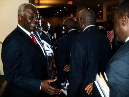 President Ernest Koroma to Skip UN General Assembly Debate thumbnail