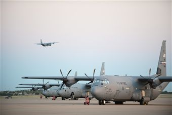 Dyess Airmen deploy in support of OUA thumbnail