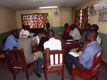 As BKPS struggle to provide power in Kenema and Bo, ACC customizes with its management staff in Kenema thumbnail