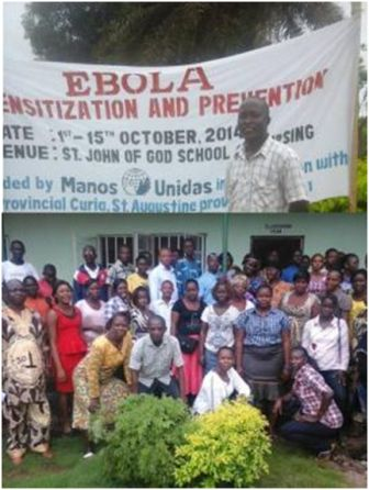 Mabesseneh Hospital Management steps up measures on Ebola prevention thumbnail