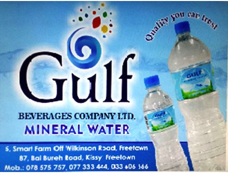Consumer Agency Certifies Gulf Mineral Water thumbnail