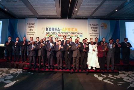 Korea Africa 1