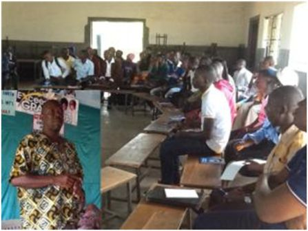Sierra Leone Red Cross trains Contact Tracers in Kambia thumbnail