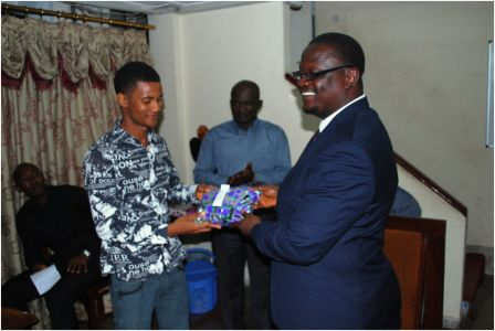 ACC presents prizes to IAC Day radio quiz winners thumbnail