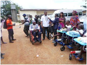 Sierra Leone ODRA sidelines the disabled thumbnail