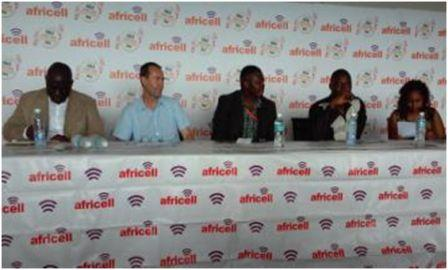 Africell Support Fourth Sierra Leone Marathon thumbnail