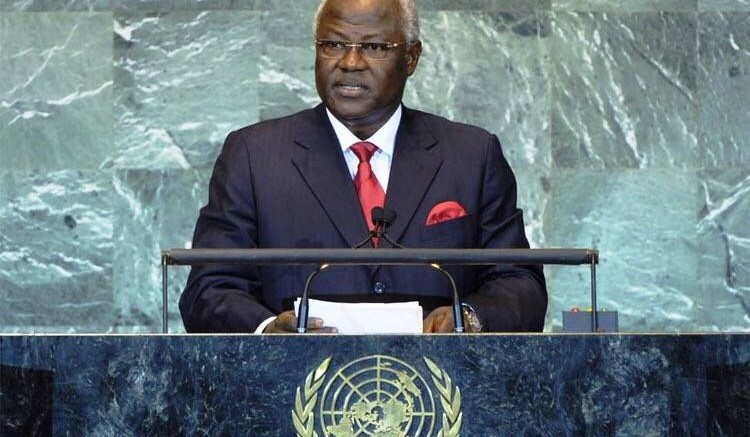 President Koroma Delivered A Well-Structured , Compact, Engaging And Effective Speech At The UN thumbnail