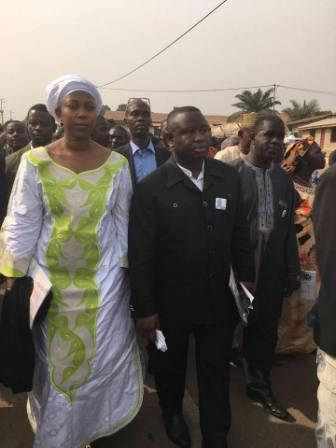 As Vincent Kanu Laid to Rest … Maada Bio Joined Mourners thumbnail