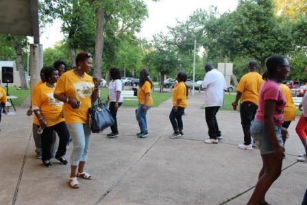 ASLOT cultural dancing