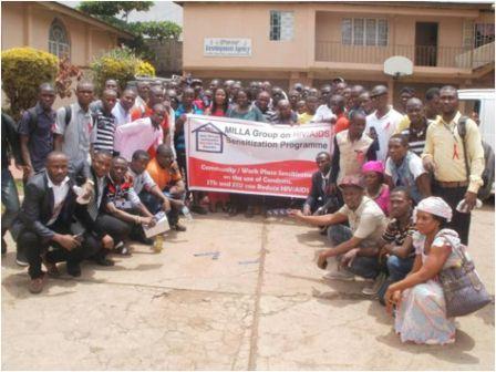 Milla Group on HIV/AIDS sensitization & testing of staff status thumbnail