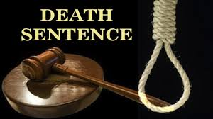 Two sentenced to death by hanging thumbnail