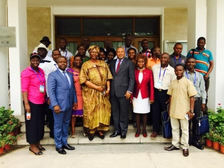 Sierra Leone's Agriculture Ministry meets  in China thumbnail