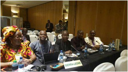 Sierra Leone commended in the APRM pre-summit, Kenya thumbnail