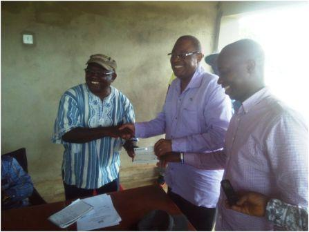 Sierra Leone's Ministry of Agriculture provides support to Cashew Farmers thumbnail