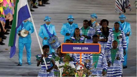 Team Sierra Leone heads home after early Olympic exit thumbnail