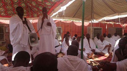 President Koroma Congratulates Sierra Leone Pilgrims thumbnail