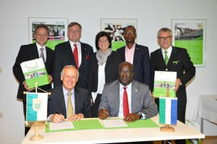 Ambassador Stevens identifies potential partners to boost tourism in Sierra Leone thumbnail