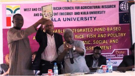 Njala University launches Handbook on Sustainable Aquaculture thumbnail