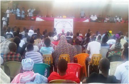 MP promotes community hygiene development thumbnail