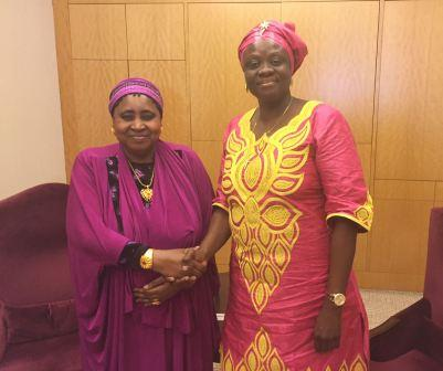 Hon Sylvia Blyden attends OIC Intl Women Ministers Conference thumbnail